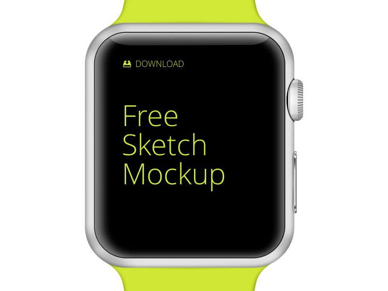 42 Apple Watch Design Resources Includes Mockups Ui Kits Templates Iphone And Ios App Ui Design Templates